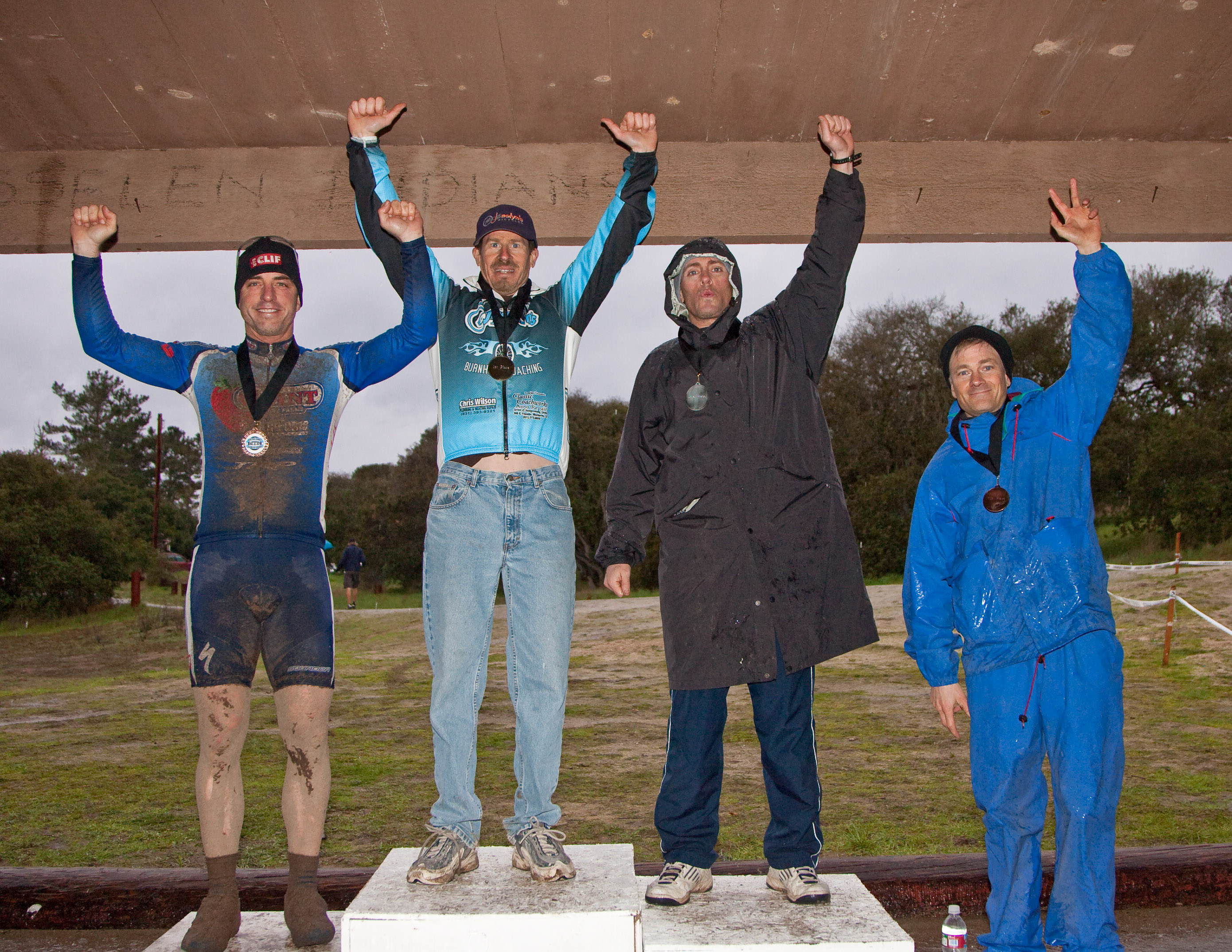Principal O'Brien Nabs a Podium in the CCCX MTB Cross Country